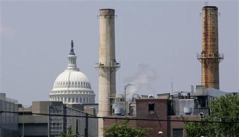 IMAGE: COAL POWER PLANT NEAR CAPITOL