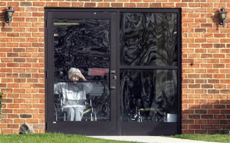 Image: Nursing home resident