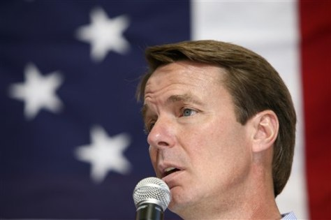 IMAGE: Former North Carolina Sen. John Edwards
