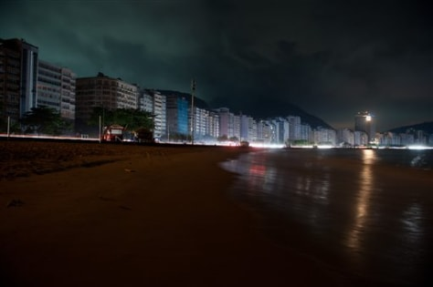 Image: Copacabana beach