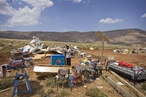Image: Israeli Jewish settler