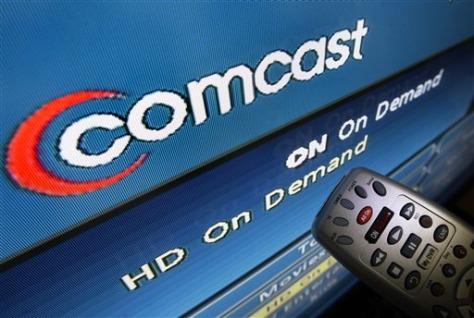 Image: Comcast logo