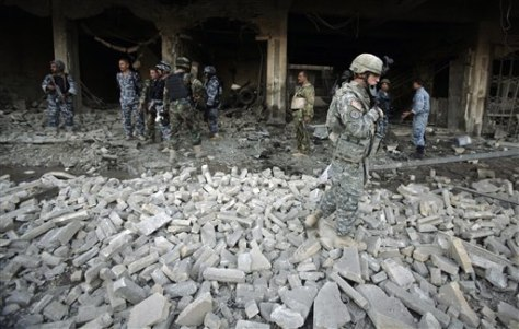 Image: Mosul battle