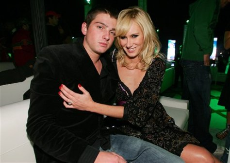 Talan Torriero and Kimberly Stewart