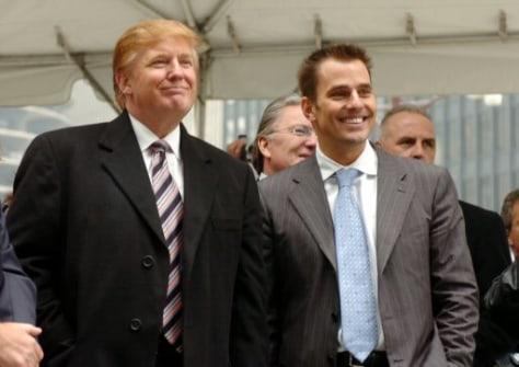 Image: Trump, Rancic