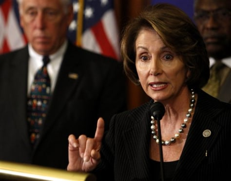 IMAGE: Rep. Nancy Pelosi, D-Calif.
