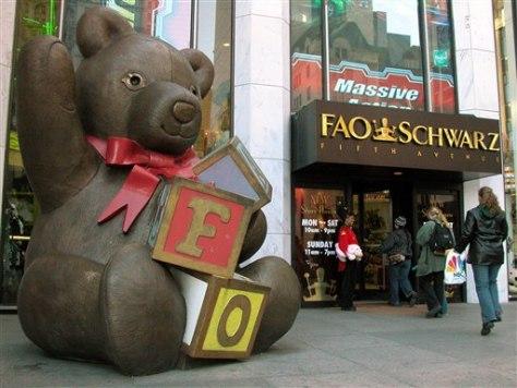 Image: FAO Schwarz