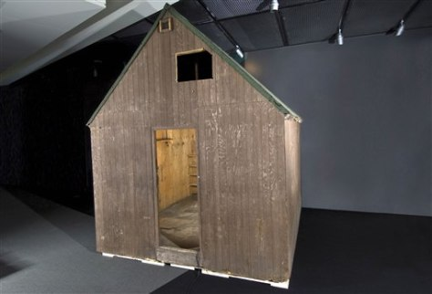 Image: Unabomber Cabin