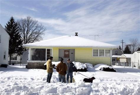 Image: Marvin Schur's home