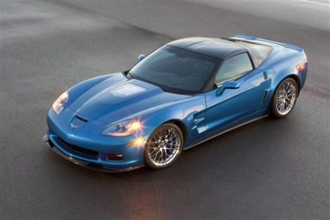 Image: 2009 Corvette ZR1