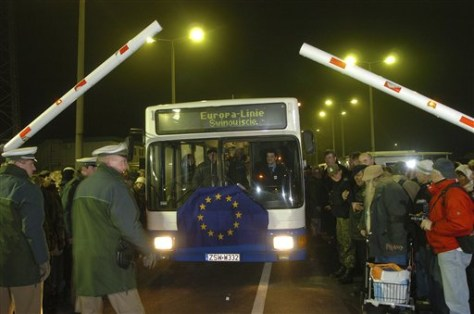 Image: Polish bus