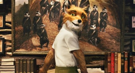 Image: Fantastic Mr. Fox