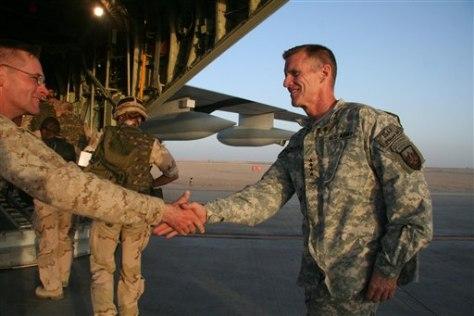 Image: Gen. Stanley McChrystal