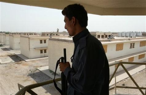 Image: Abu Ghraib prison
