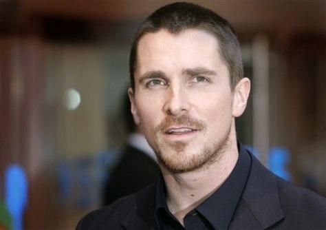Image: Christian Bale