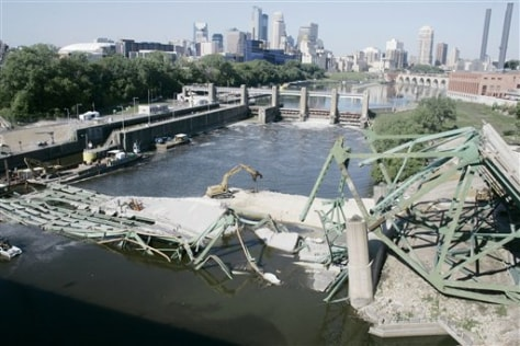 IMAGE: COLLAPSED BRIDGE
