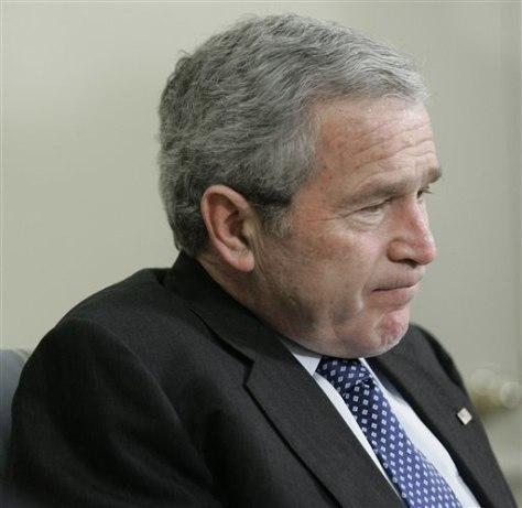 Bush Walter Reed