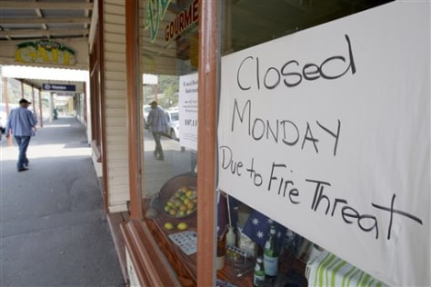 Image: Note left by business owner
