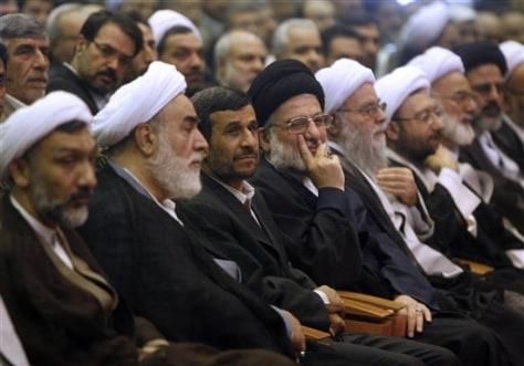 Image: Ahmadinejad