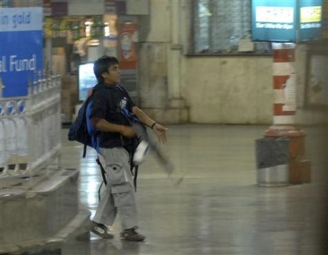 Image: India Terror