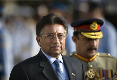 Image: Pervez Musharraf