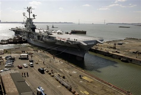 Image: USS Intrepid