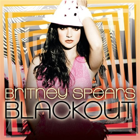 "Image: Britney Spears' ""Blackout"""