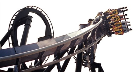 Image: Batman ride