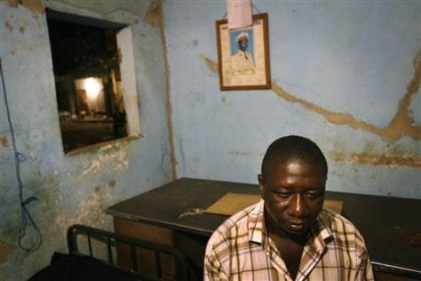 Guinea Narcostate