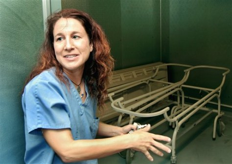 Image: Webb County Medical Examiner Corinne Stern