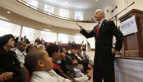 Sen. Joe Biden, D-Del.