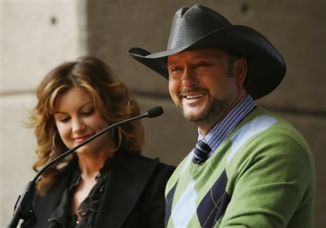 Image: Tim McGraw