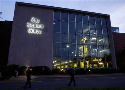 Image: Boston Globe building