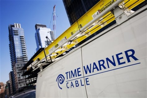 Image: Time Warner Cable truck
