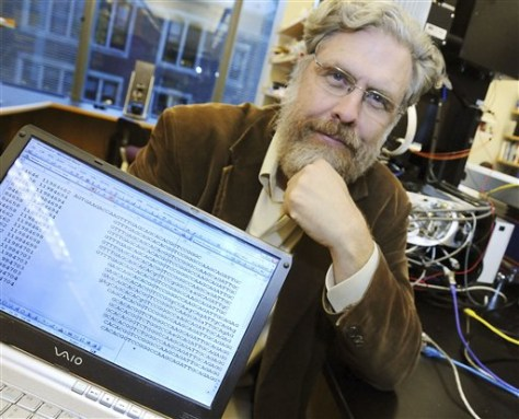 Image: George Church, Harvard Genetics professor
