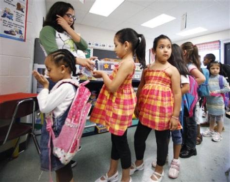 Swine Flu Schools