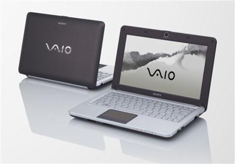 Image: Sony VAIO W