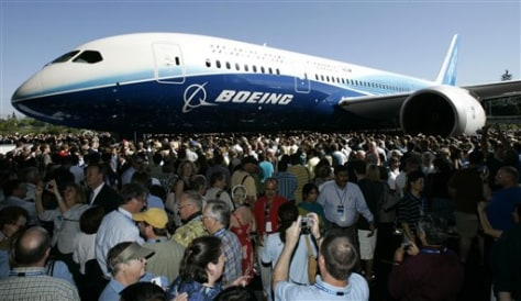 Boeing 787 Delays