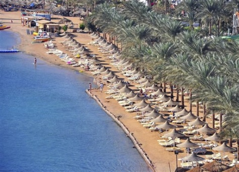 Image: Sharm el Sheik resort