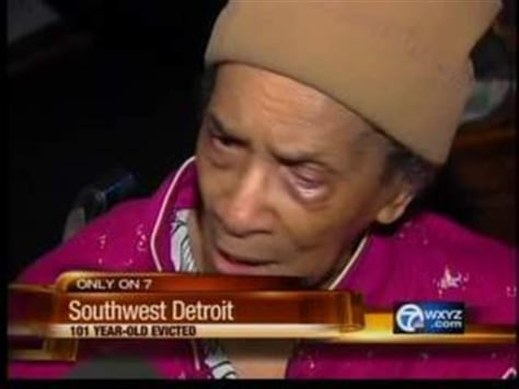 Image: Texana Hollis of Detroit