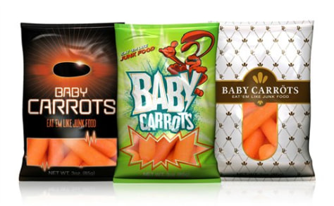 Image: Baby carrots