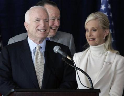 IMAGE: Sen. John McCain, R-Ariz.