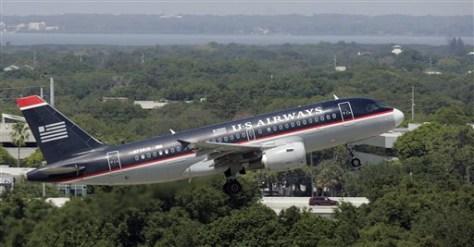 Image: US Airways jet