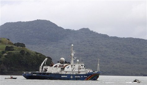New Zealand Japan Whaling