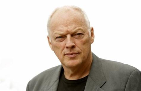 Image: David Gilmour