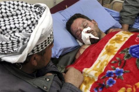 Image: Iraq violence