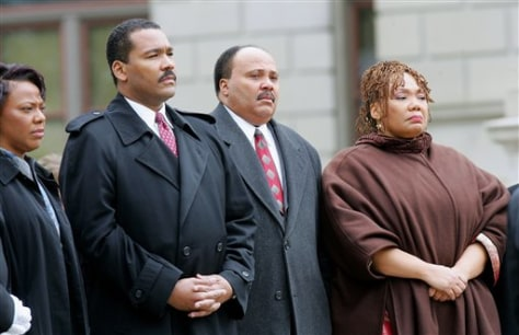 MLK's children embroiled in lawsuit - US news - Life ...