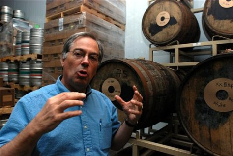 Image: Brewmaster Larry Sidor