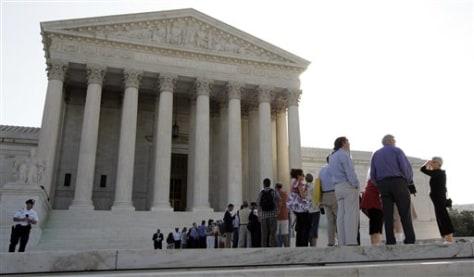 IMAGE: U.S. Supreme Court building