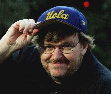 Image: Michael Moore